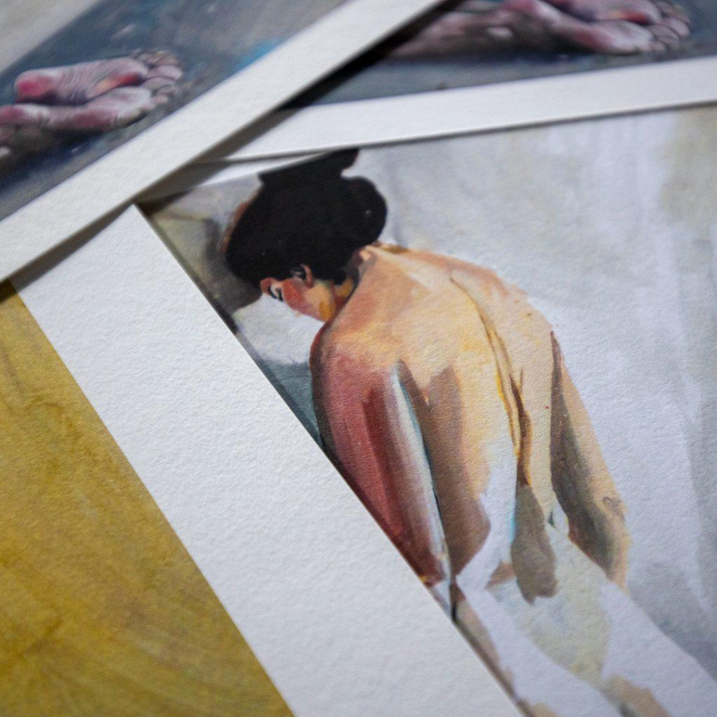 Wernicke - Arte de Mariana Laginha